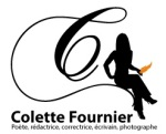 Colette Fournier rédactrice correctrice écrivain