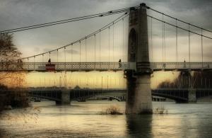 Lyon's bridge